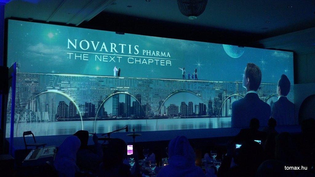 NOVARTIS Meeting