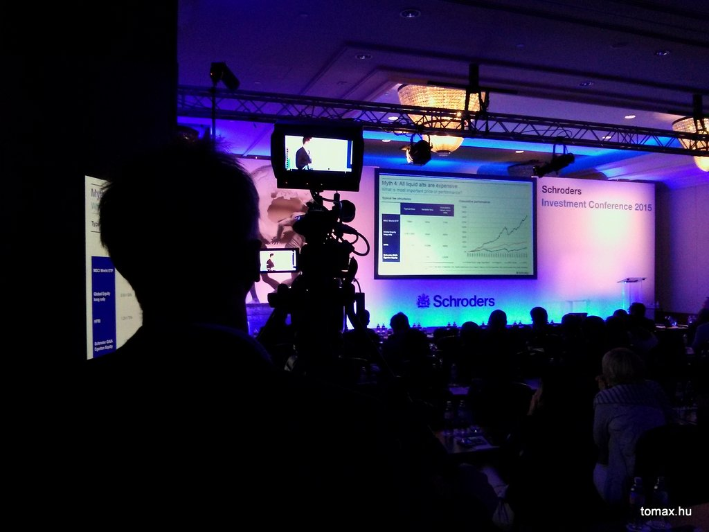 Schroders Conference
