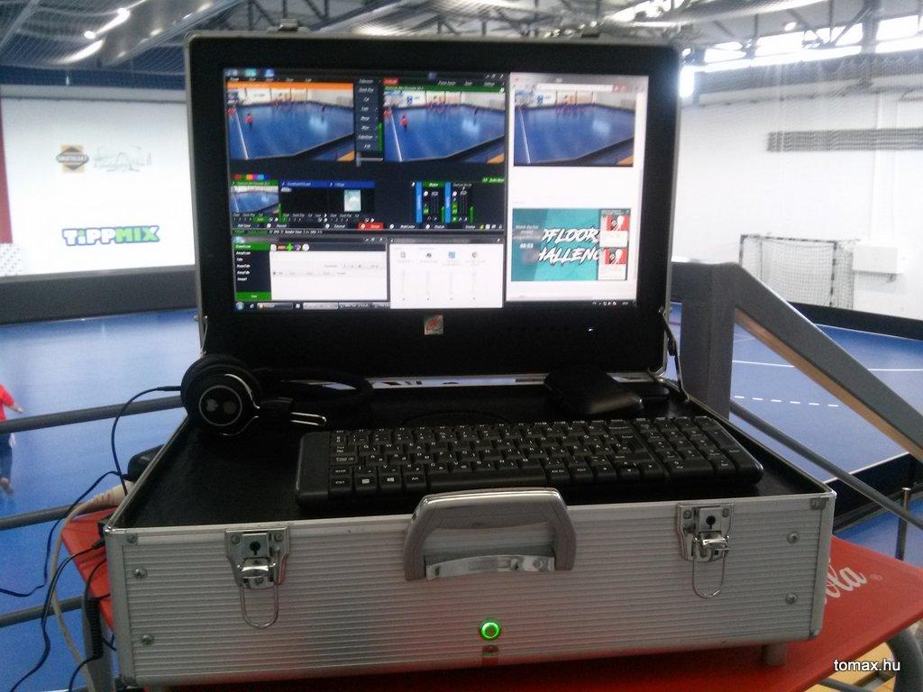 Floorball Euro Challenge